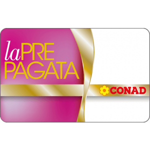 Gift Card Conad Carta Regalo