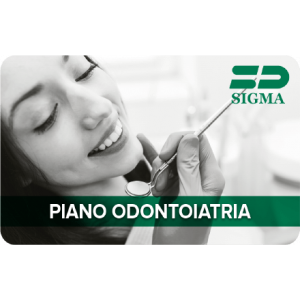 Gift Card Dental Sigma Carta Regalo