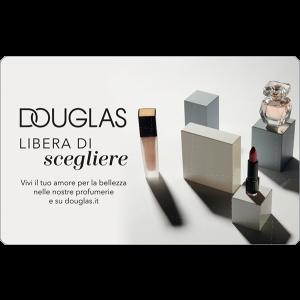 Gift Card Douglas Carta Regalo
