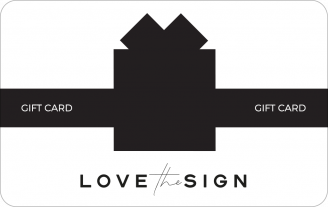 Gift Card Lovethesign Carta Regalo