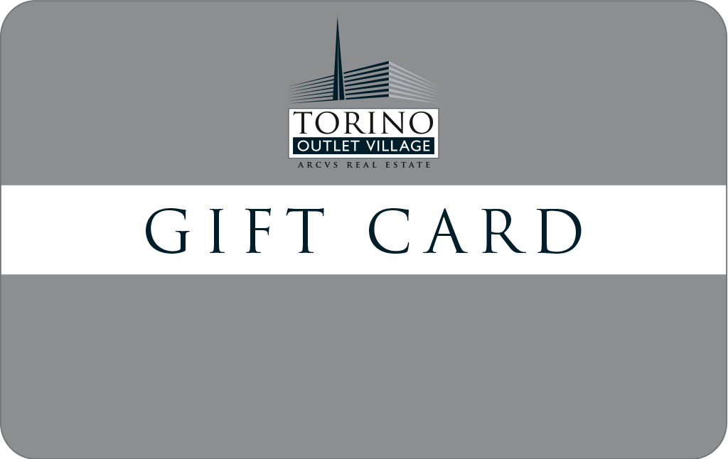 Gift Card Torino Outlet