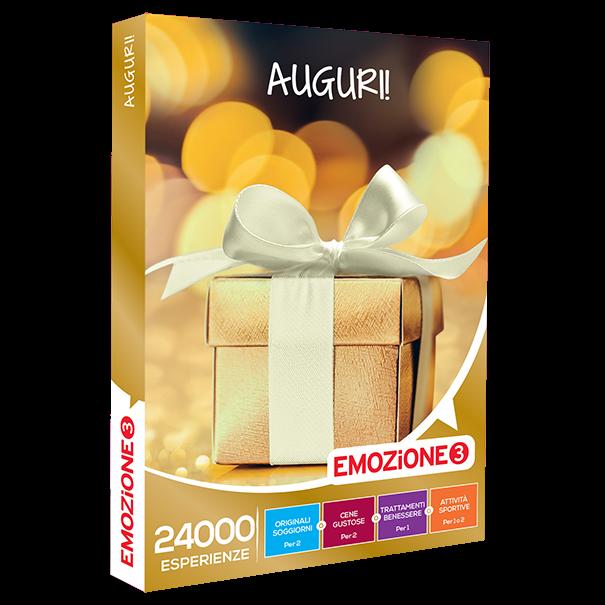 Emozione3 e-box Auguri!  €49,90