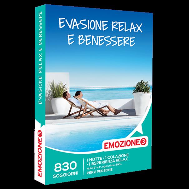Emozione3 e-box Evasione Relax e Benessere