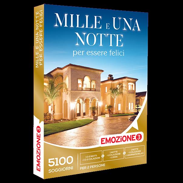 Emozione3 e-box Mille e Una Notte per Essere Felici  €99,90