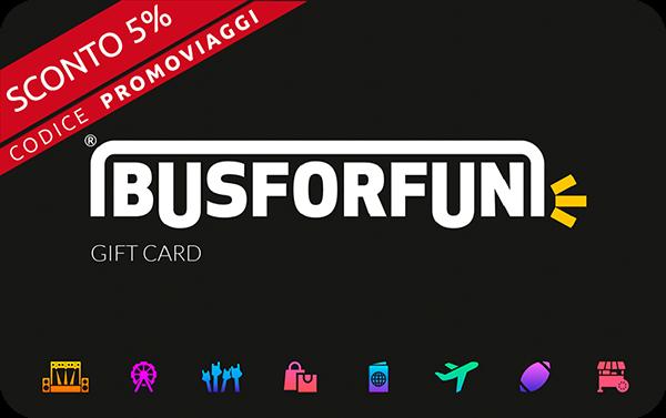 Gift Card Busforfun