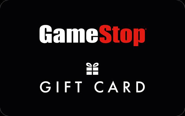Gift Card GameStop
