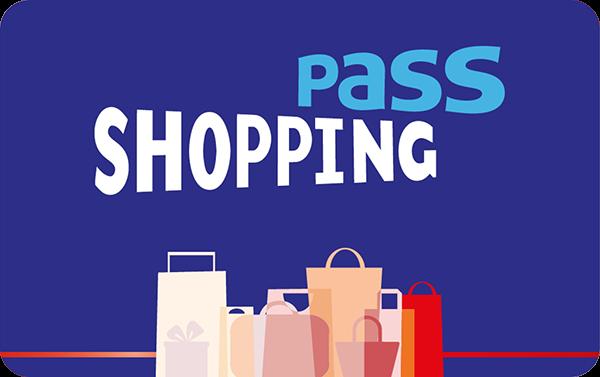 Pass Shopping Card