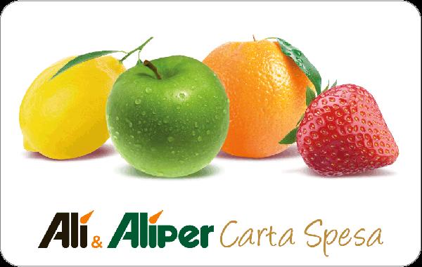 Gift Card Ali Supermercati Carta Regalo Carta Spesa