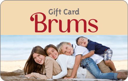 Gift Card Brums Carta Regalo