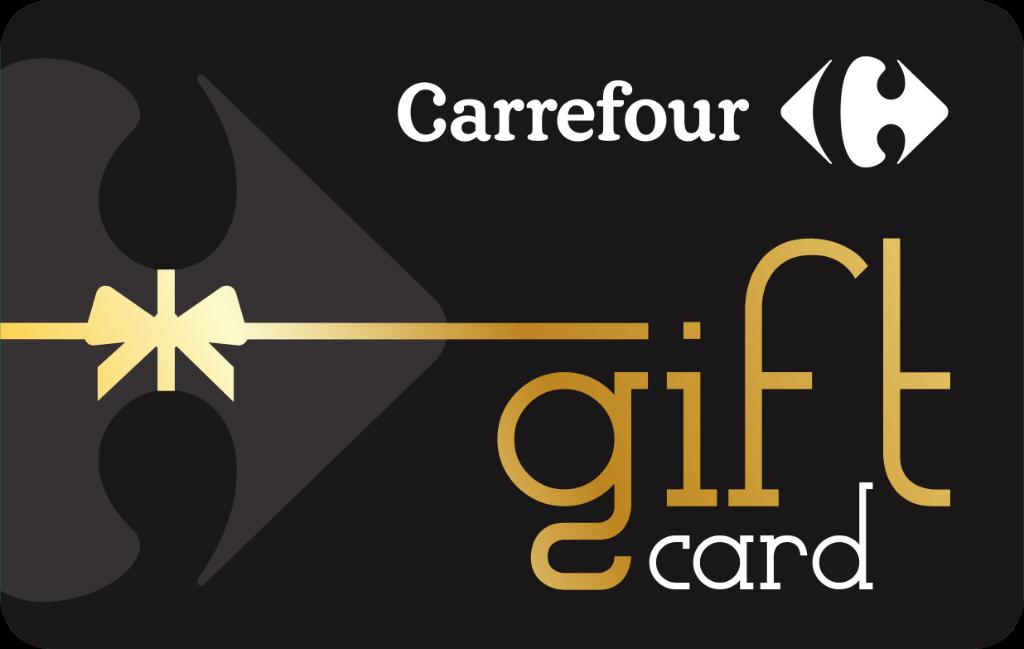 Gift Card Carrefour Carta Regalo