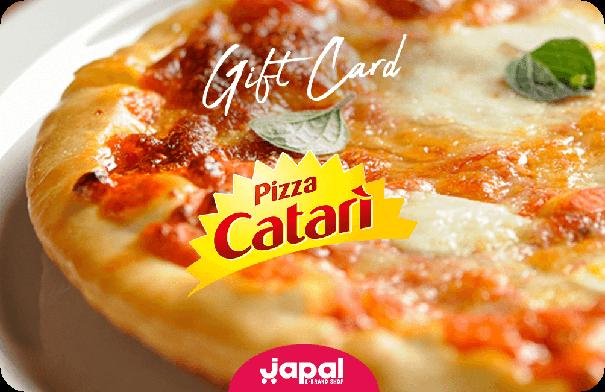 Gift Card Pizza Catarì
