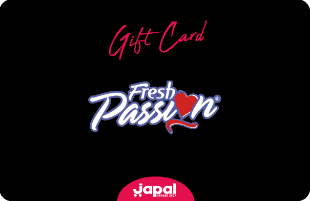 Gift Card Fresh Passion