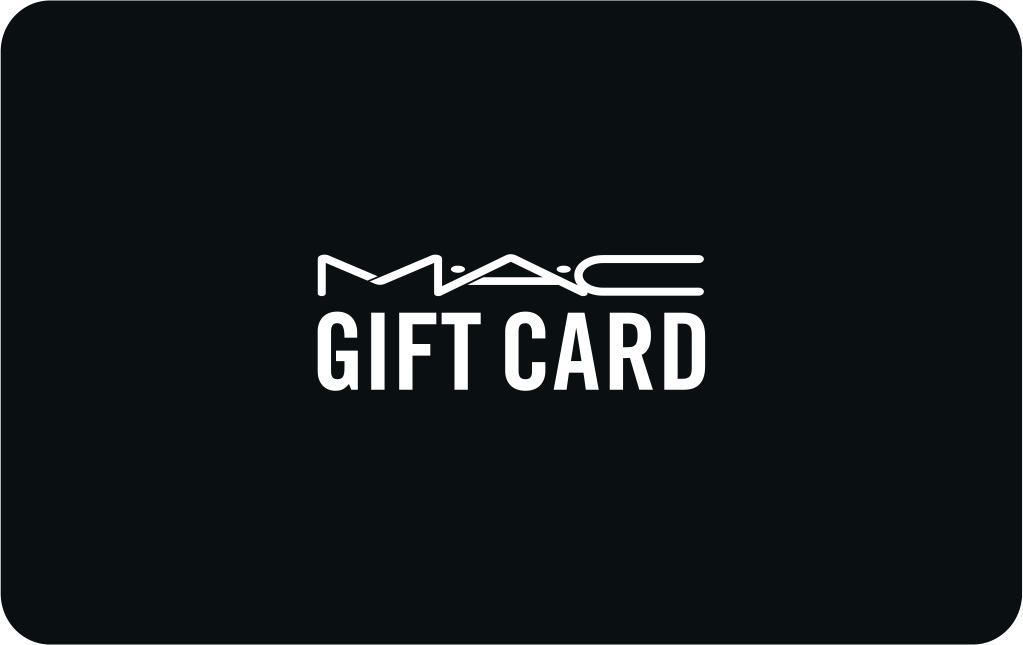 Gift Card Mac Cosmetics