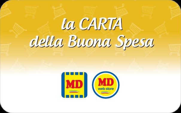 Gift Card MD Supermercati