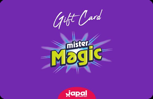 Gift Card Mister Magic