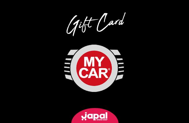 Gift Card My Car