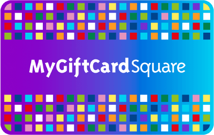 Gift Card MyGiftCard Square Carta Regalo