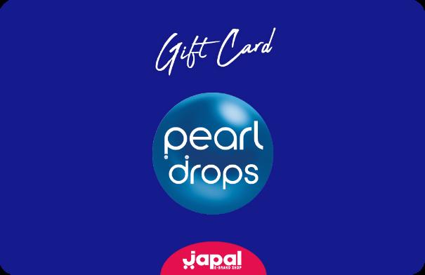 Gift Card Pearl Drops
