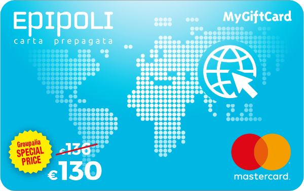 Epipoli Prepagata Web - Groupalia €130