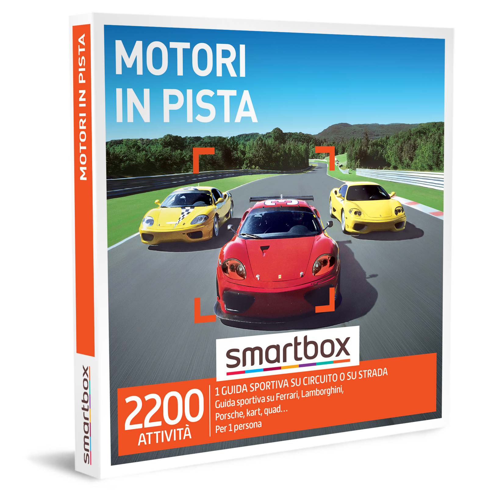 Smartbox e-box Motori in Pista  €49,90