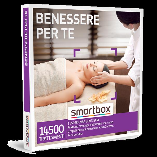 Smartbox e-box Benessere per Te