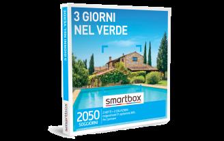 Smartbox e-box 3 Giorni nel Verde €109,90
