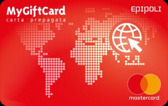 Carta Prepagata Mastercard Web