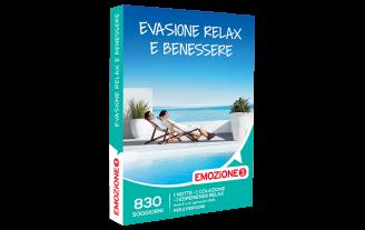 Emozione3 e-box Evasione Relax e Benessere €99,90