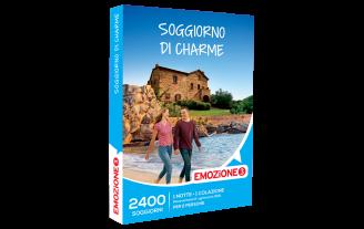 Emozione3 e-box Soggiorno di Charme