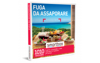 Smartbox e-box Fuga da Assaporare