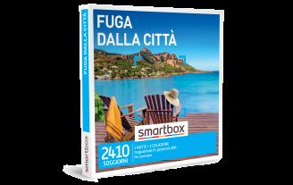 Smartbox e-box Fuga dalla Città