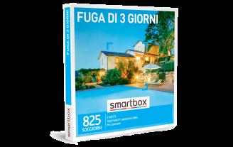 Smartbox e-box Fuga di 3 Giorni