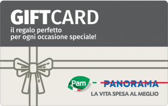 Gift Card Pam Panorama