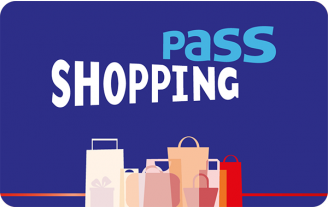 Pass Shopping Card
