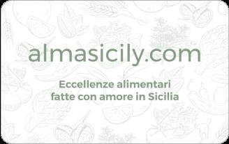 Gift Card AlmaSicily Prodotti tipici siciliani