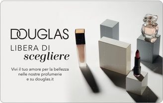 Gift Card Douglas Carta Regalo