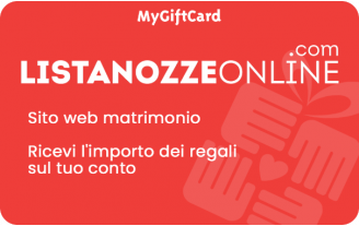 Gift Card Growish Lista Nozze Online