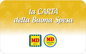Gift Card MD Supermercati