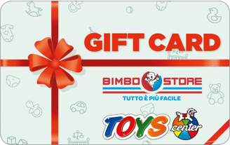 Gift Card Bimbostore Carta Regalo