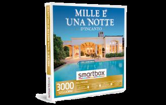 Smartbox e-box Mille e Una Notte d'Incanto €129,90