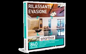 Smartbox e-box Rilassante Evasione €99,90