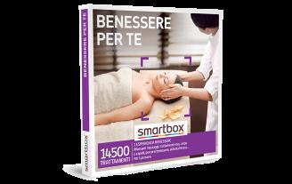 Smartbox e-box Benessere per Te  €49,90