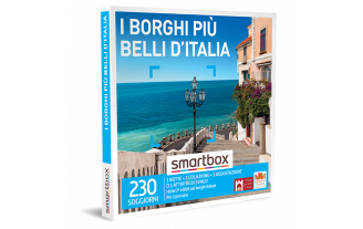 Smartbox e-box I Borghi Più Belli d'Italia €99,90