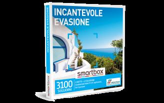Smartbox e-box Incantevole Evasione  €69,90