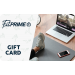 Gift Card Fitprime TV