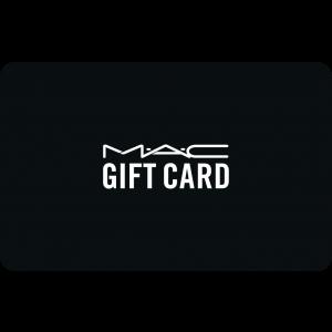 Gift Card Mac Cosmetics Carta Regalo