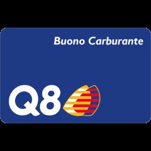 Buono Carburante Q8