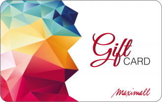 Gift Card Maximall Carta Regalo