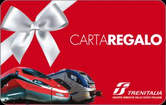 Gift Card Trenitalia Carta Regalo