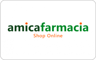 Gift Card Amica Farmacia Carta Regalo